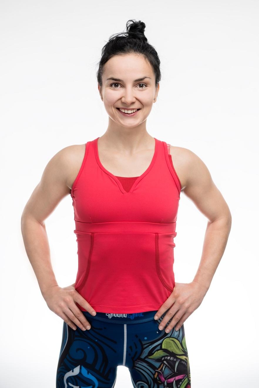 Lucyna Kiszczak - Ph.D. Coach & Entrepreneur
