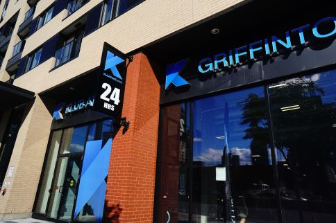 Klub Athletik, Montreal. Photo credit: Klub Athletik