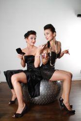 Kettleebells Glamour Style with Maja