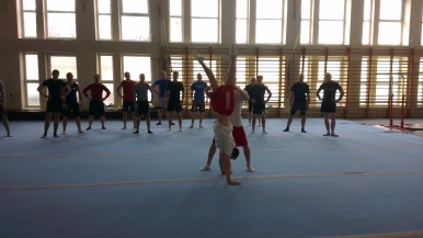 3city, Gymnastics Workshop