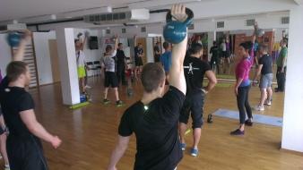 Cracow, Kettlebell Workshop