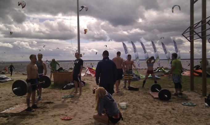Peninsula Hel, Summer Camp, 2012