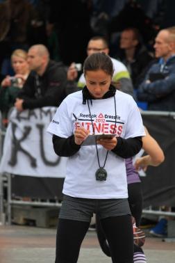 Reebok CrossFit Fitness Championship, September 2012, The Judge
